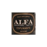 Alfa Sidra Espumoso