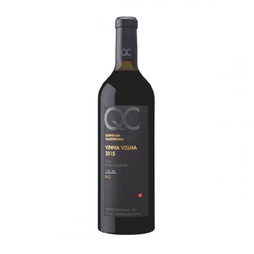 Quinta da Caldeirinha QC Old Vines Bio Red 2015