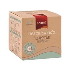 Torrié Decaf Compostável Nespresso Compatible 10 units - CJMV040
