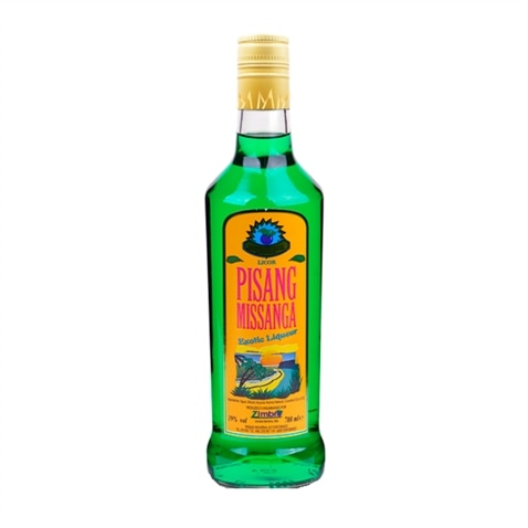 Zimbro Pisang Missanga Liqueur