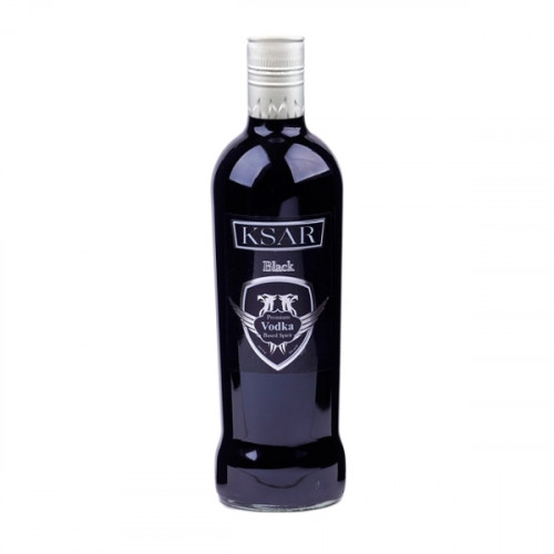 Zimbro Vodka Ksar Black