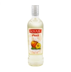 Zimbro Vodka Ksar Pfirsich