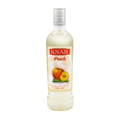 Zimbro Vodka Ksar Melocotón