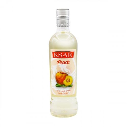 Zimbro Vodka Ksar Peach