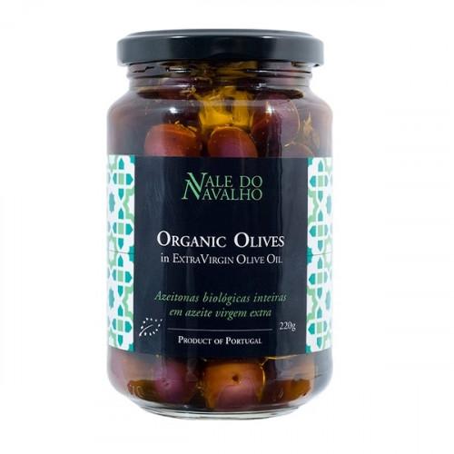 Vale do Navalho Organic Olives