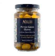 Vale do Navalho Pitted Green Olives