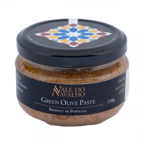 Vale do Navalho Green Olives Pâté