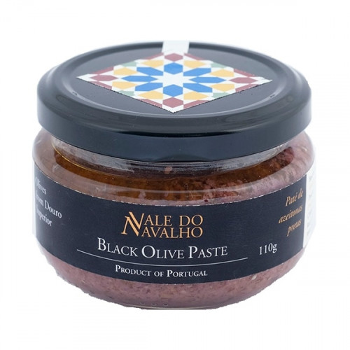 Vale do Navalho Black Olives Pâté