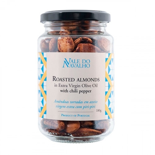 Vale do Navalho Roasted Almonds with Chili Pepper