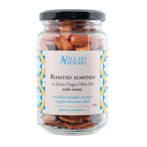 Vale do Navalho Roasted Almonds with Onion