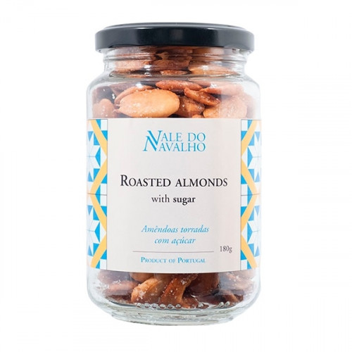 Vale do Navalho Roasted Almonds with Sugar