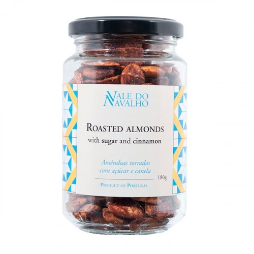 Vale do Navalho Roasted Almonds with Cinnamon
