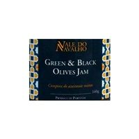 Vale do Navalho Green and Black Olives Jam
