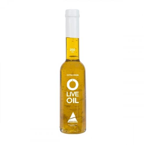 Almendra Olio Extravergine d'Oliva con Aglio