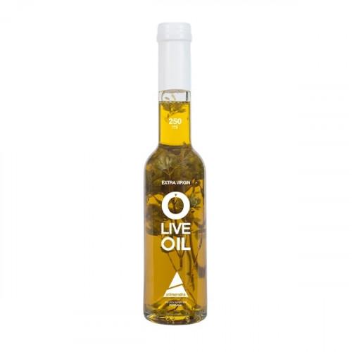 Almendra Olio Extravergine d'Oliva con origano