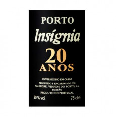 Insignia 20 years old Tawny...