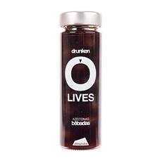 Almendra Entkernte Oliven mit Zucker und Wein