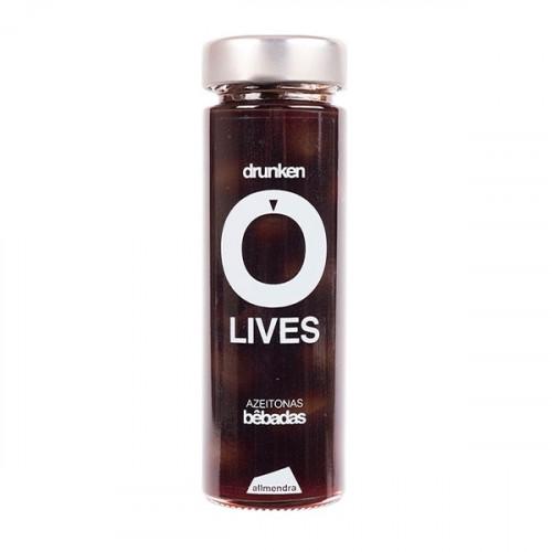 Almendra Olive denocciolate con zucchero e vino