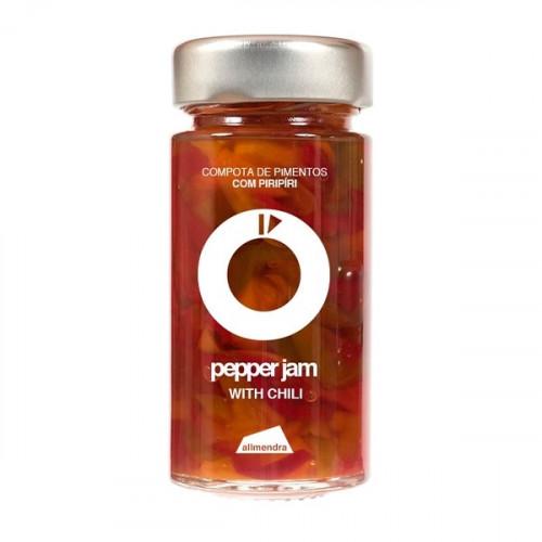 Almendra Pepper with Chili Jam