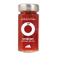 Almendra Tomato with Basil and Chilli Jam