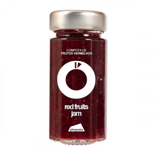 Almendra Red Fruits Jam