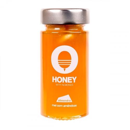 Almendra Multifloral Honey with Almonds