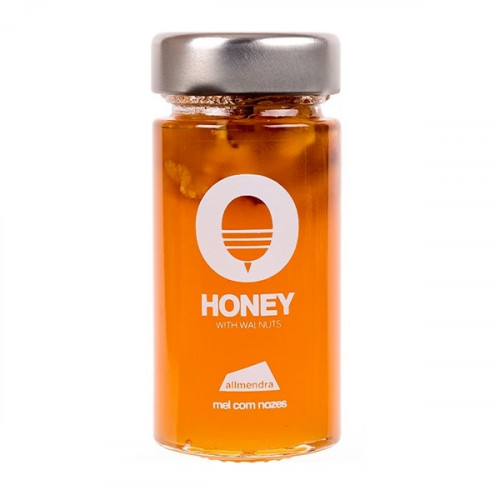 Almendra Multifloral Honey with Walnuts