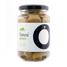 Almendra Grüne Oliven