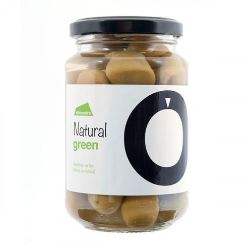 Almendra Green Olives