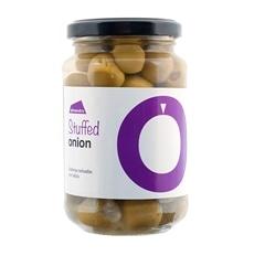 Almendra Grüne Oliven gefüllt mit Zwiebeln