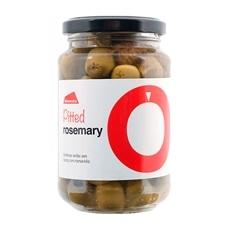 Almendra Grüne Oliven mit Rosmarin
