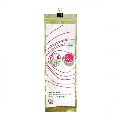 Sencha Rosa Chá Verde Biológico