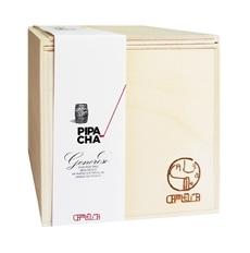 Pipachá Té Biológico con caja de madera