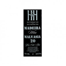 Henriques Henriques Malmsey 20 ans Madeira