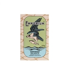 Emporium Sardines in Olive Oil