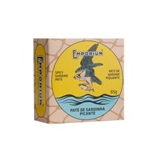 Emporium Würzige Sardinenpastete