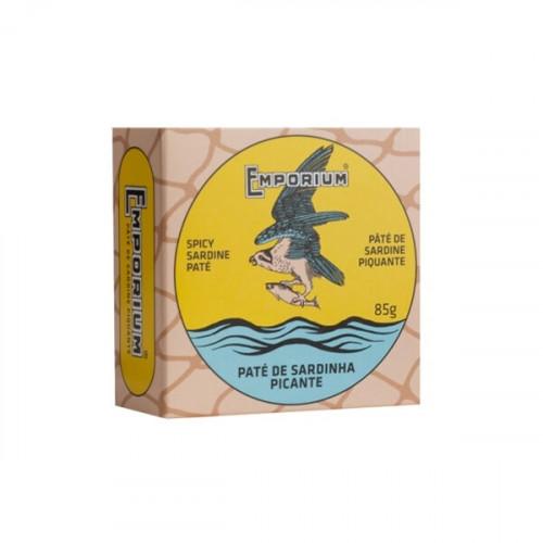 Emporium Paté piccante di sardine