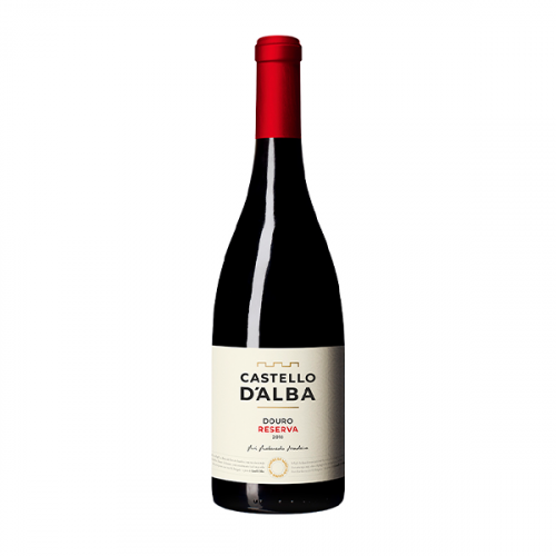 Castello DAlba Reserve Rot 2019
