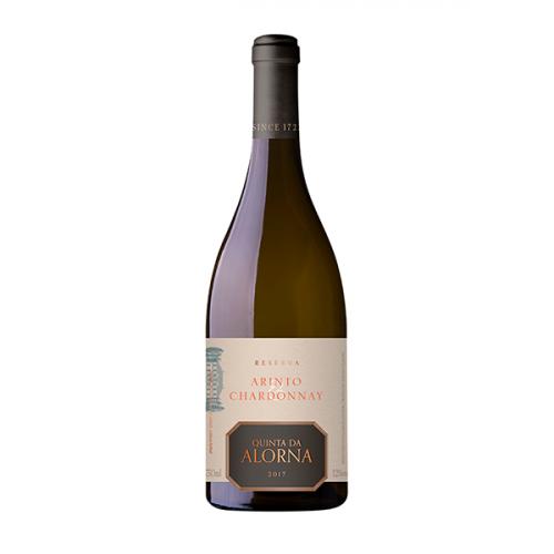 Quinta da Alorna Reserve Arinto Chardonnay White 2018
