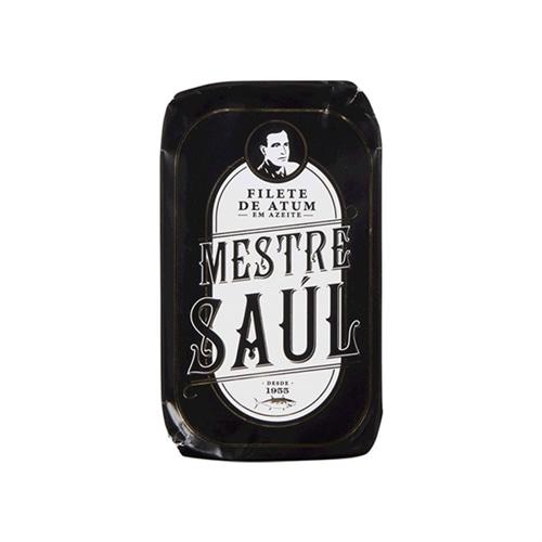 Mestre Saul Filete de Atún en Aceite de Oliva 120 g