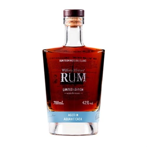 William Hinton 6 ans Aquavit Single Cask Rum