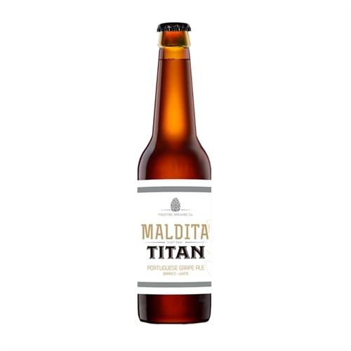 Titan of Douro by Maldita Portuguese Grape Ale