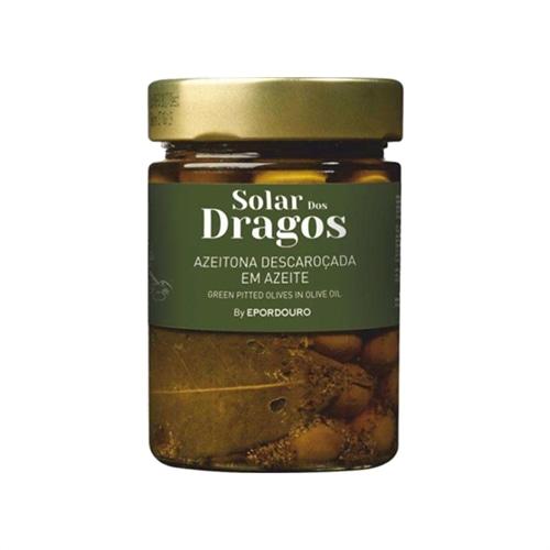 Solar dos Dragos Olive denocciolate in olio di oliva