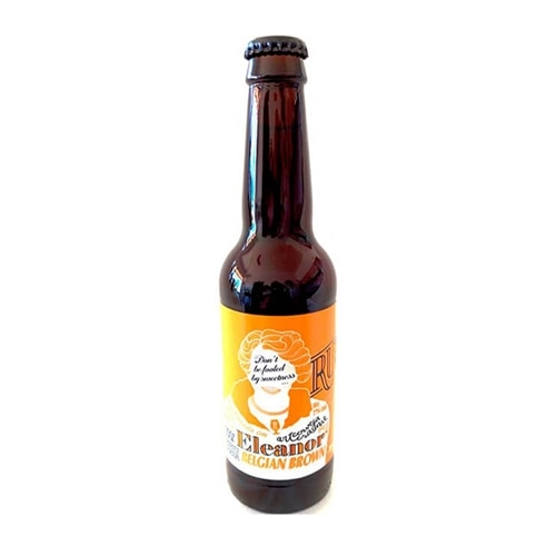 Rudes Eleanor Belgian Brown Ale