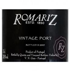 Romariz Vintage Porto 2009