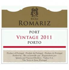 Romariz Vintage Port 2011