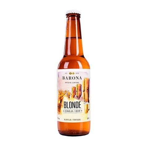 Barona Blonde Ale