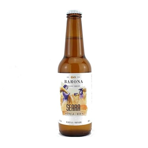 Barona Seara Pale Lager
