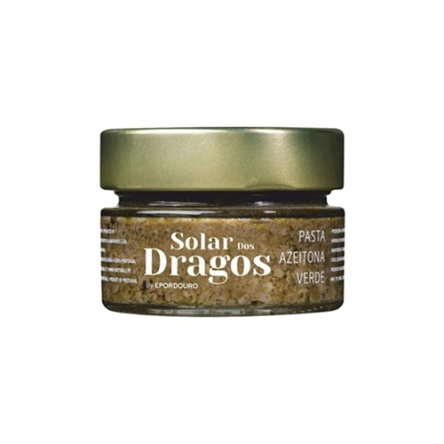 Solar dos Dragos Green Olives Pâté