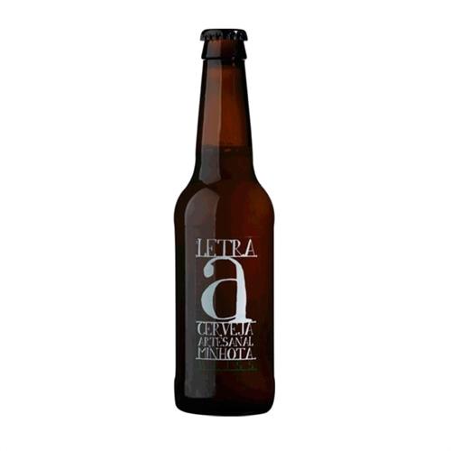 Letra A Blonde Ale
